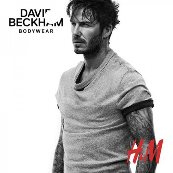 David Beckham Bodywear For H&M2