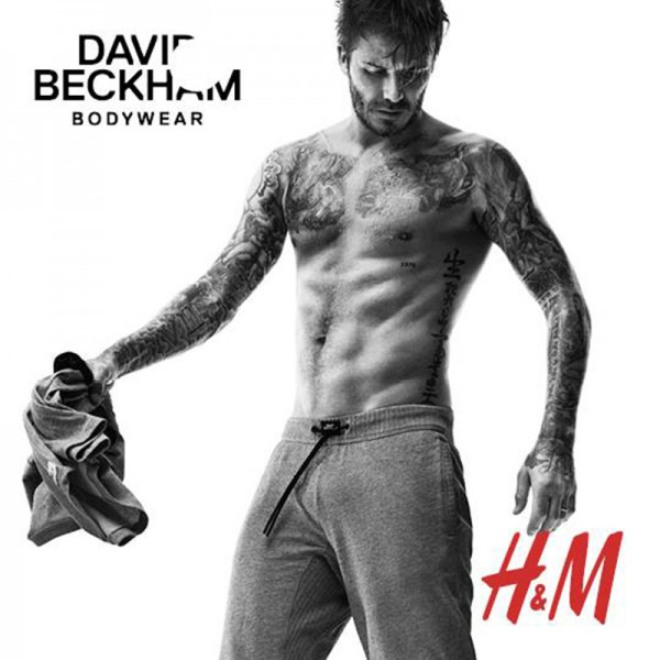 David Beckham Bodywear For H&M3