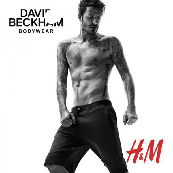 David Beckham Bodywear For H&M4