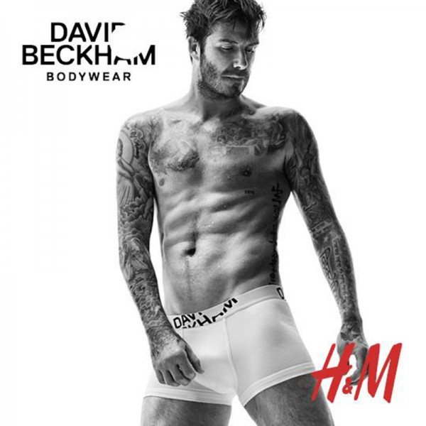 David Beckham Bodywear For H&M5