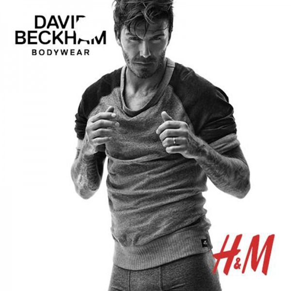 David Beckham Bodywear For H&M6