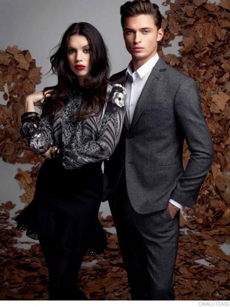Harvey Haydon Stars In Class Cavalli FW 14 Ad Campaign4