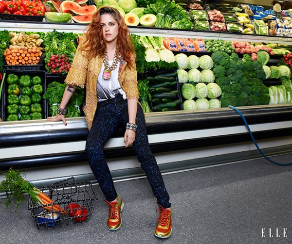 Kristen Stewart For Elle 3