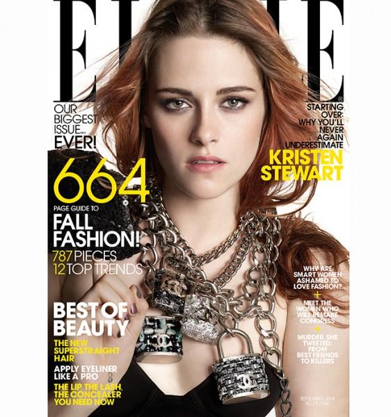 Kristen Stewart For Elle 5