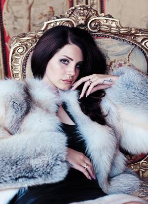 Lana Del Rey For FASHION Magazine's September 2014 Issue 2