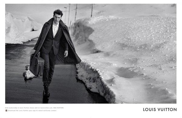 Louis Vuitton Mens AW141