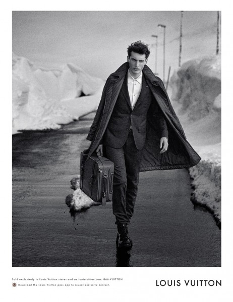 Louis Vuitton Mens AW142