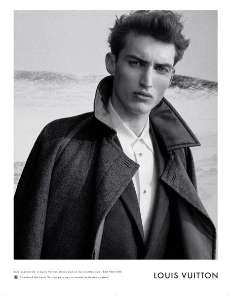 Louis Vuitton Mens AW144