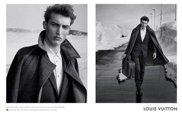 Louis Vuitton Mens AW145