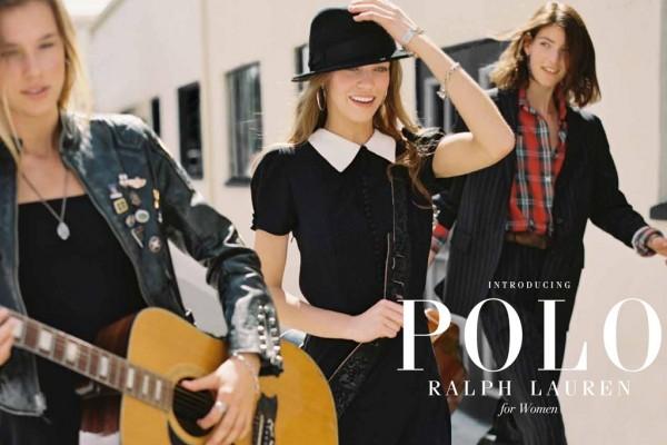 Ralph Lauren Preparing For Polo Women's Launch1