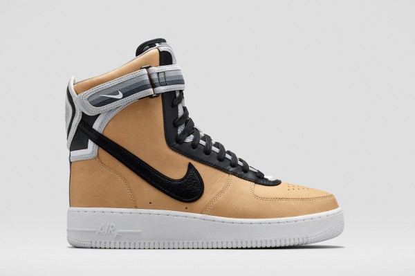 """Nike + R.T. Air Force 1 """"Triangle Offense"""" Collection5"""