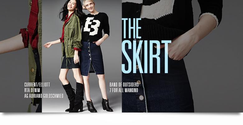 Neiman marcus fall denim lookbook Fashion style book bonnie marcus