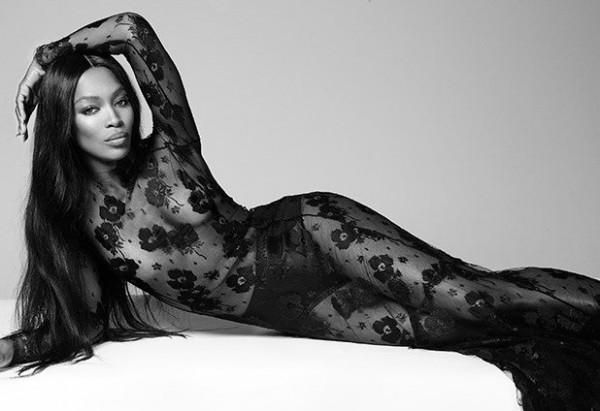 Naomi Campbell for Vogue Turkey November 2014 2