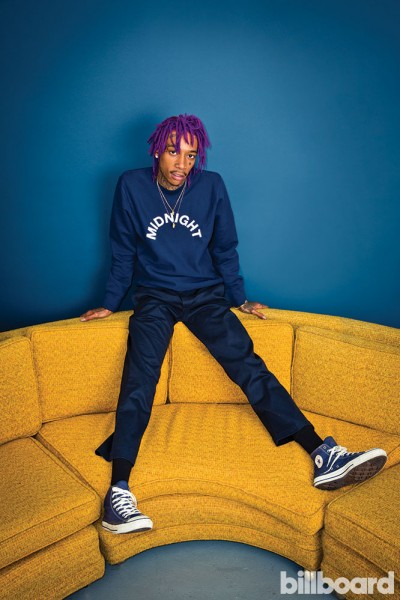 Wiz Khalifa's Six Street Style Looks For Fall1