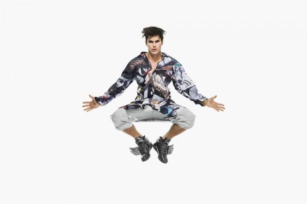adidas Originals by Jeremy Scott Fall Winter 2014 Lookbook8