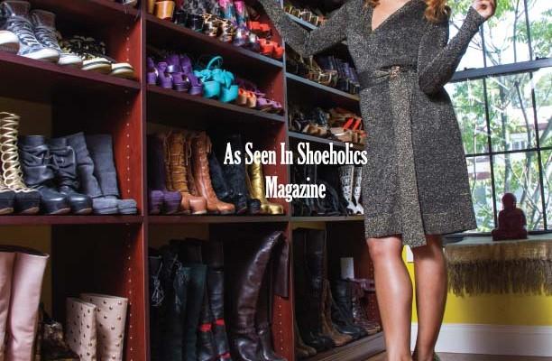 Angela Yee For The 2014 Holiday Issue Of Shoeholics Magazine Dmfashionbook
