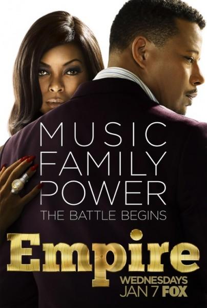 Fox Releases New 'Empire' Promo Ad Taraji P. Henson & Terrence Howard1