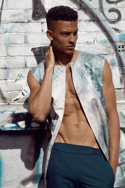 Model Stephen Falck'S Editorial In Coitus3