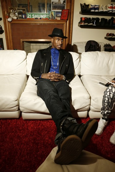 NBA Player Iman Shumpert Speaks On His Style & Love For Fashion 10