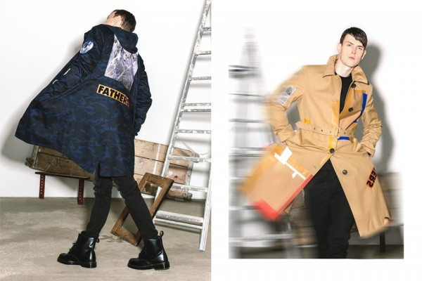 Raf Simons Sterling Ruby Fall Winter 2014 Lookbook by SOTO3