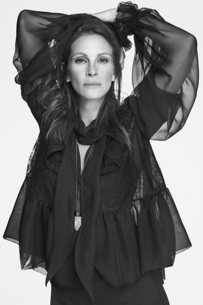 Julia Roberts Fronts Givenchy's Spring 2015 Campaign