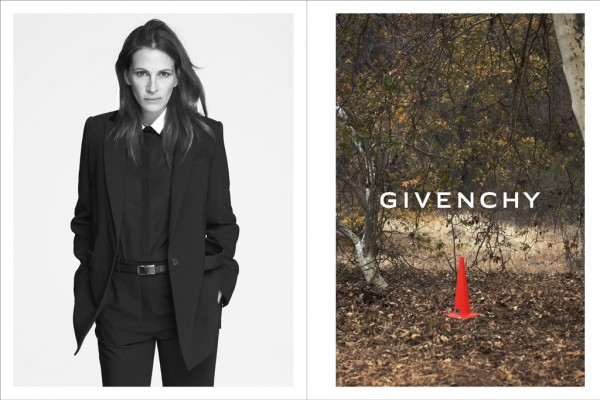 Julia Roberts Fronts Givenchy's Spring 2015 Campaign2