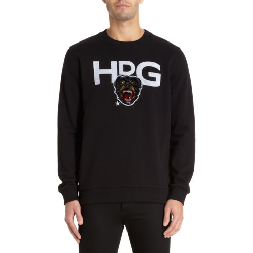 Givenchy Rottweiler Patch HDG sweatshirt