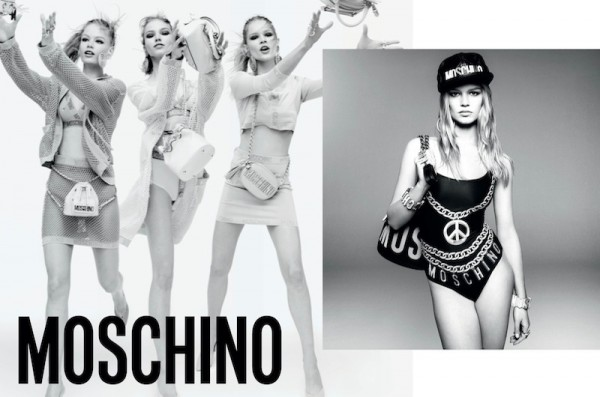 Moschino's Spring 2015 Ad Campaign1