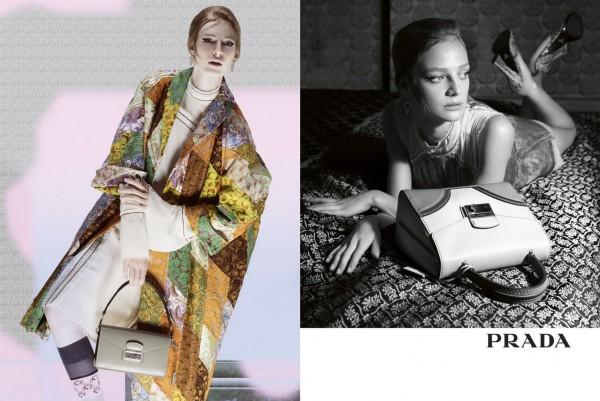 Prada's Full Spring 2015 Campaign 2