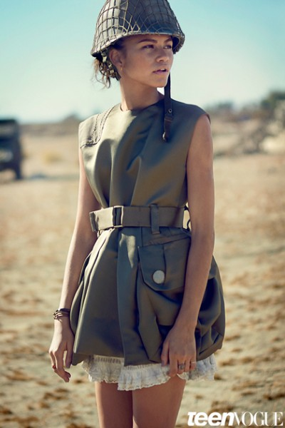 Zendaya Coleman Covers Teen Vogue's February 2015 Issue7