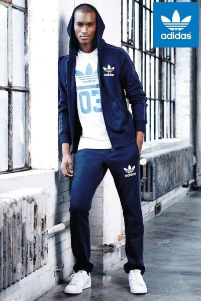 Corey Baptiste Stars In Adidas Originals' Spring Summer 2015 Ad Campaign1
