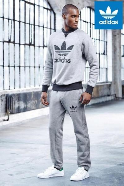 Corey Baptiste Stars In Adidas Originals' Spring Summer 2015 Ad Campaign2