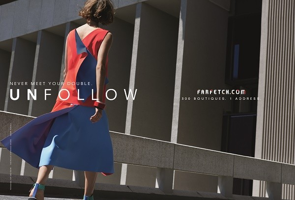 Farfetch Debuts First Advertising Campaign