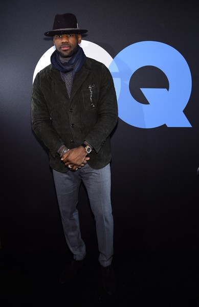GQ & LeBron James' All-Star Style Party1