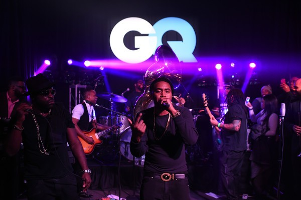GQ & LeBron James' All-Star Style Party15