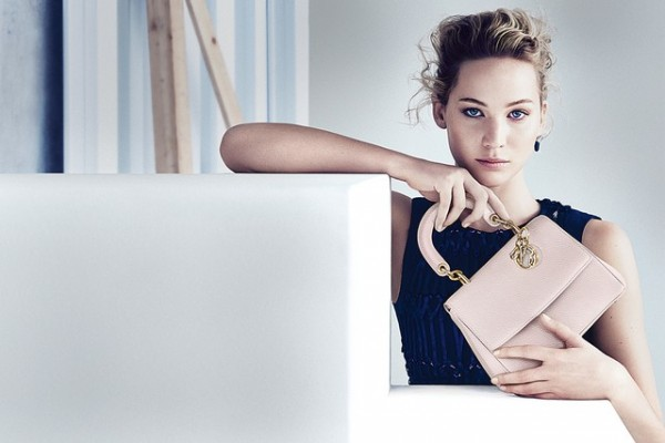 Jennifer Lawrence Fronts Latest Be Dior Campaign
