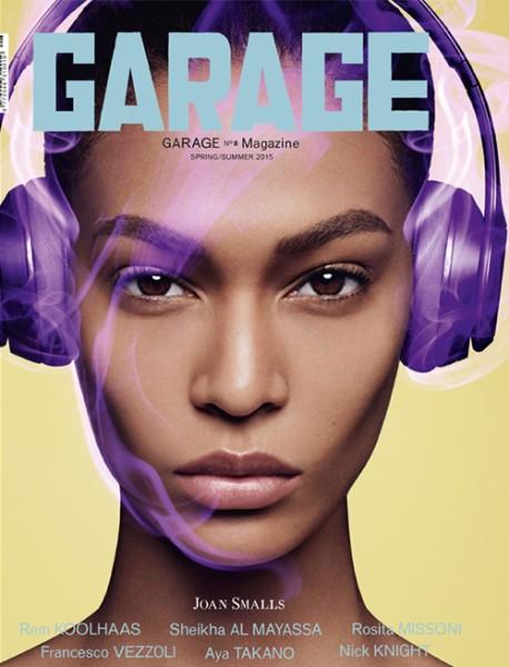 Joan Smalls, Cara Delevingne, Kendall Jenner, Lara Stone & Binx Walton For Garage Magazine Spring Summer 2015 Issue4