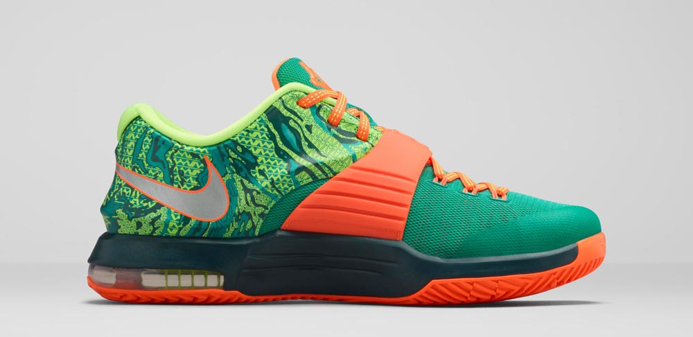 f9e74023ba1e Kicks Of The Day  Kevin Durant s Nike KD 7  Weatherman ...