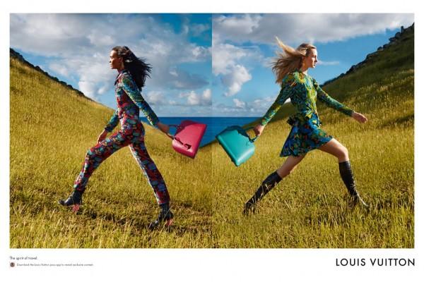 Louis Vuitton New Campaign3