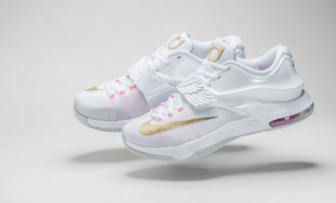"""3fb4fc8b98dd Kicks Of The Day  Nike KD 7 PRM """"Aunt Pearl"""" – dmfashionbook.com"""