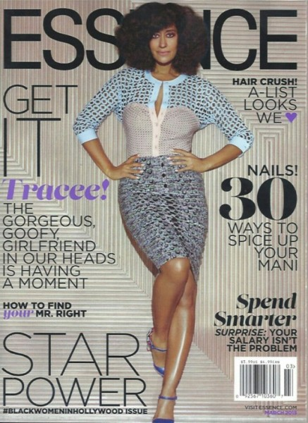 Tracee Ellis Ross Covers Essence Magazine's March 2015 Issue2