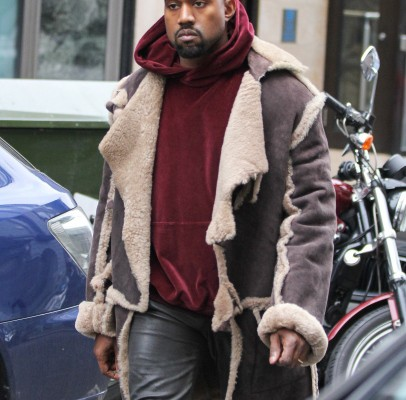 Across The Pond  Kanye West Shopping At Dover Street Market In London s  Posh Mayfair Area – dmfashionbook.com ee22869652c