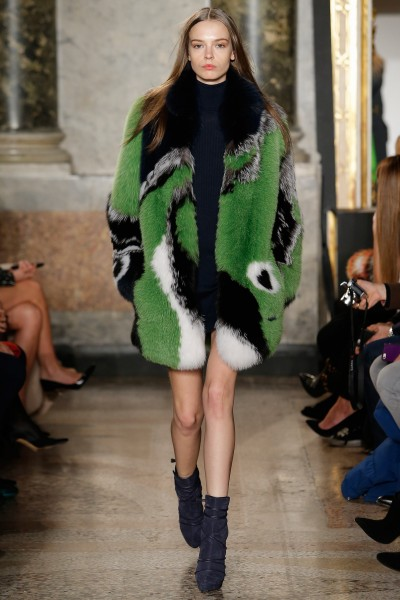 Emilio Pucci's Fall 2015 Ready-To-Wear 13