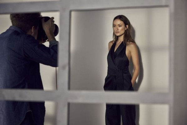 Olivia Wilde Fronts H&M's Conscious Exclusive Ad Campaign