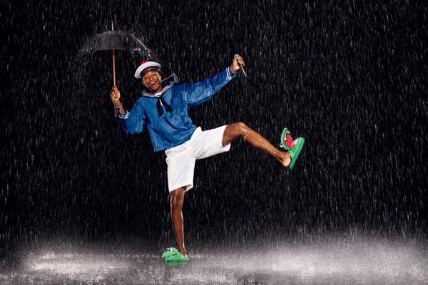 Pharrell Williams For Numéro Homme2