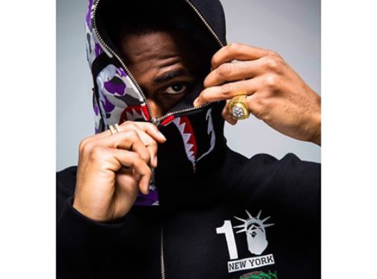 10a19f0f7e39 Lookbook  Big Sean x Bape Collaboration – dmfashionbook.com