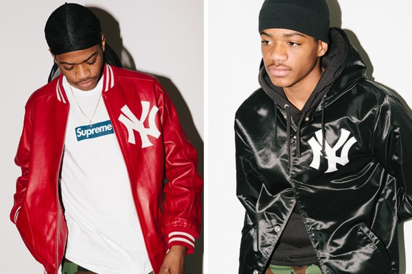 Supreme x New York Yankees x '47 Brand Capsule Collection 2