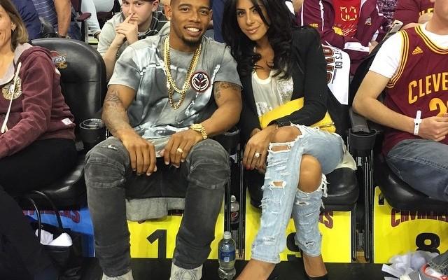 NFL Fashion: Joe Haden Sits Courtside In Givenchy, Balmain ...