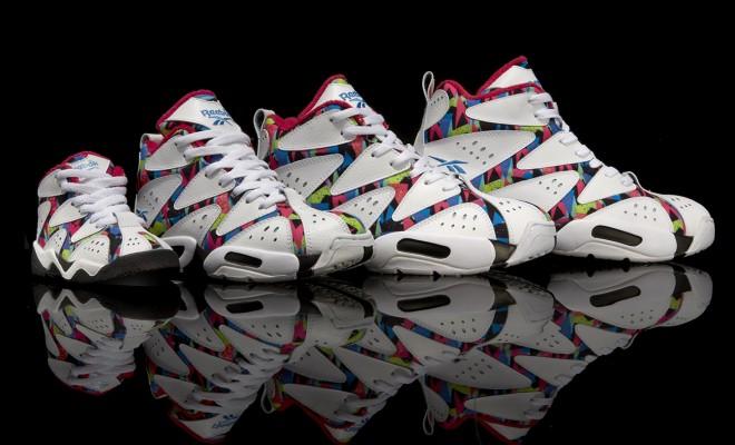 "cc228301f0d780 Sneaker News  Reebok Classics Announces Kamikaze I ""I Love The 90 s ..."
