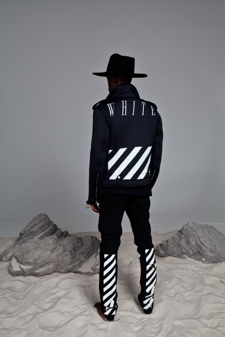 Off White Spring Summer 2017 Women S Collection: Celeb Fashion: Big Sean And Nate Carty Style In A Virgil